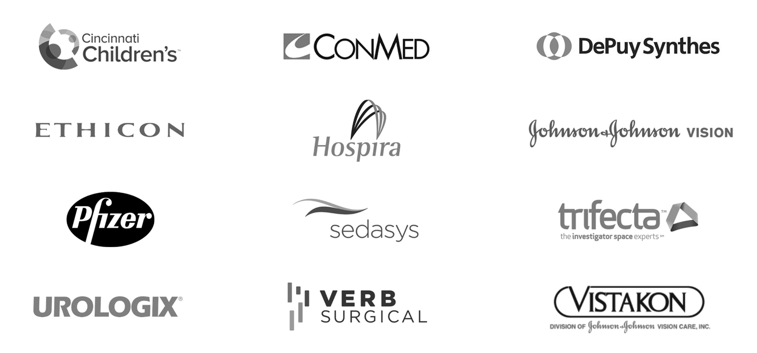 Our Partnerships | the dd+p group | Business and marketing support to medical device manufacturers